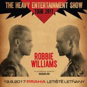 Robbie Williams Prague - 19.8.2017
