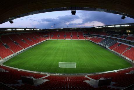 Football Czech Republic - Germany | Eden Arena