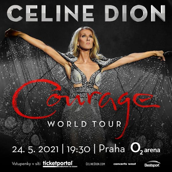 Celine Dion| O2 arena Prague 24.5.2021