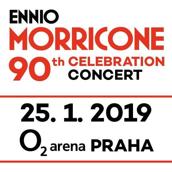 Ennio Morricone - Praha 25.1.2019