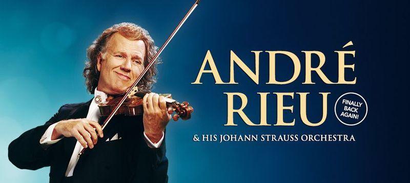 André Rieu & Orchestra | O2 Arena Prague 12.5.2017
