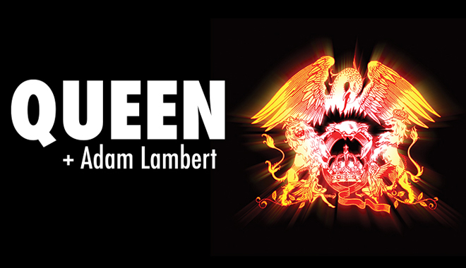 Queen + Adam Lambert - Prague 1.11.2017