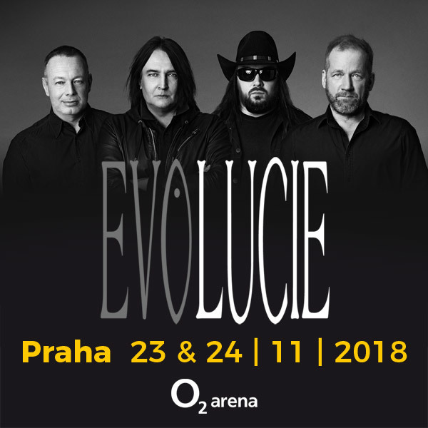 LUCIE - EVOLUCIE tour 2018<br> Prague O2 Arena - 23 - 24.11.2018