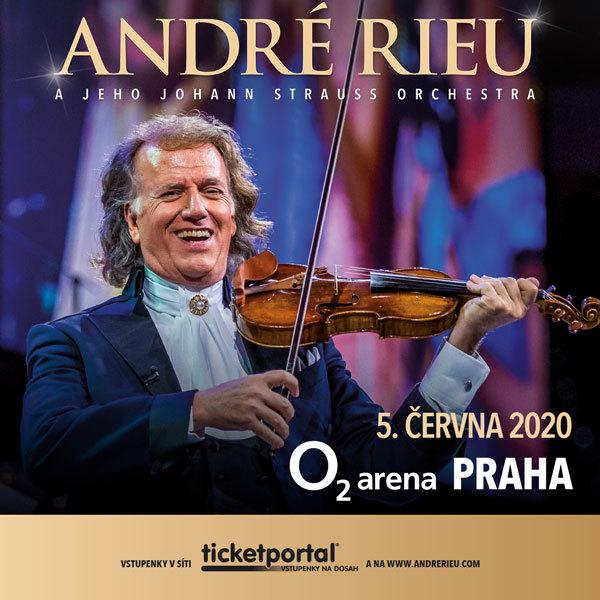 André Rieu | O2 arena Praha 5.6.2020