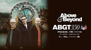 Above & Beyond: Group Therapy 350 |O2 arena Praha 11.10.2019