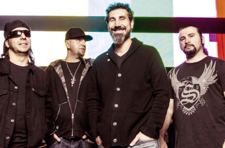 foto System of a Down c.1