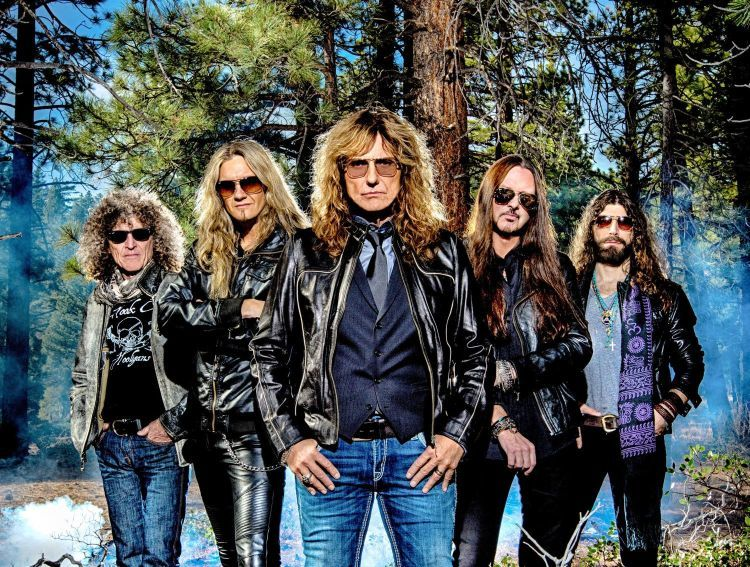 whitesnake prague