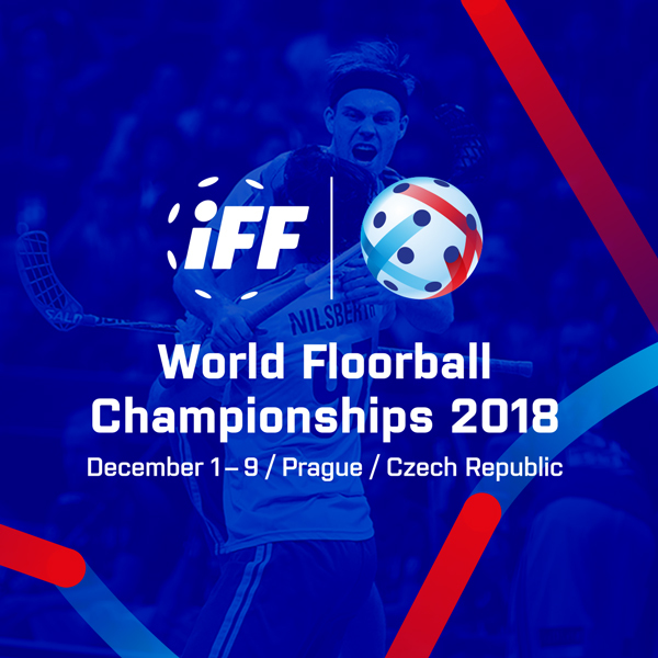 World Floorball Championships 2018 | O2 Arena Prague 1.- 9.12.2018