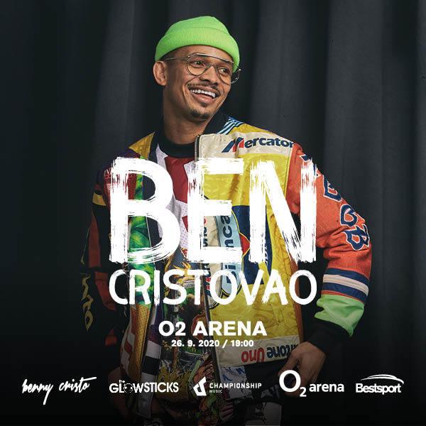 Ben Cristovao| O2 arena Prague 01.10.2022