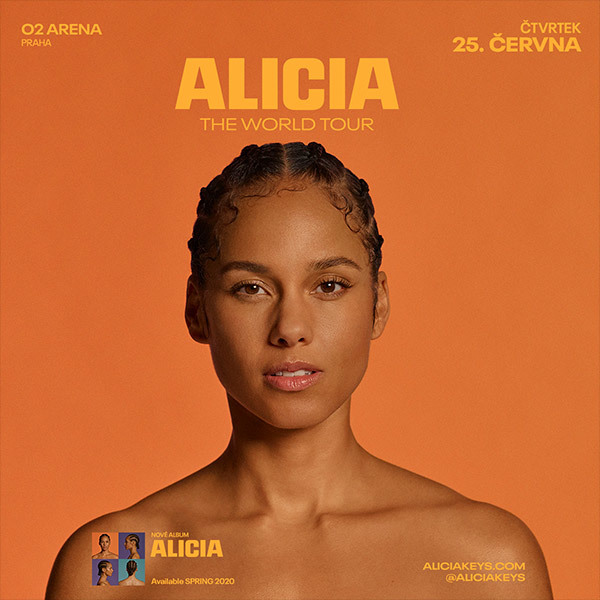 Alicia Keys| O2 arena Prague 25.6.2021
