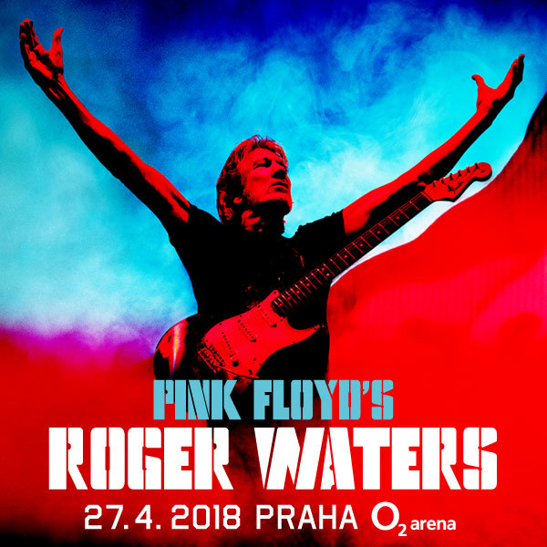 Roger Waters | Prague O2 Arena - 27.4.2018