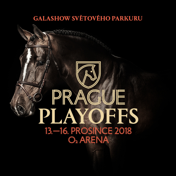Global Champions Prague Playoffs 2018| O2 Arena Prague 13. - 16.12.2018