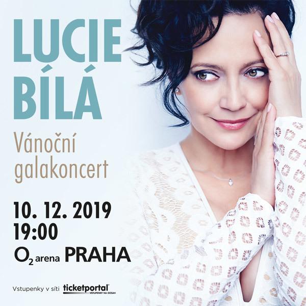 Lucie Bílá - Vánoční galakoncert | O2 arena Praha 10.12.2019