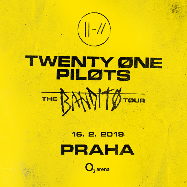 Twenty one Pilots | O2 Arena Prague  16.2.2019