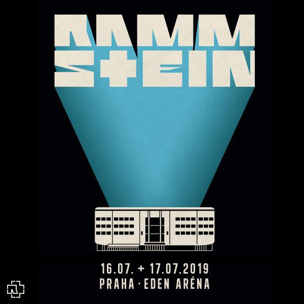 Rammstein Praha  - 16.-17.7.2019