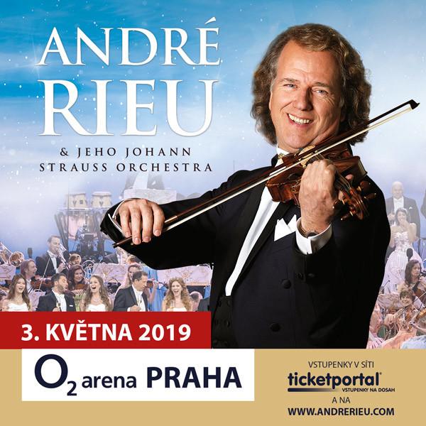 André Rieu | O2 Arena Praha 3.5.2019