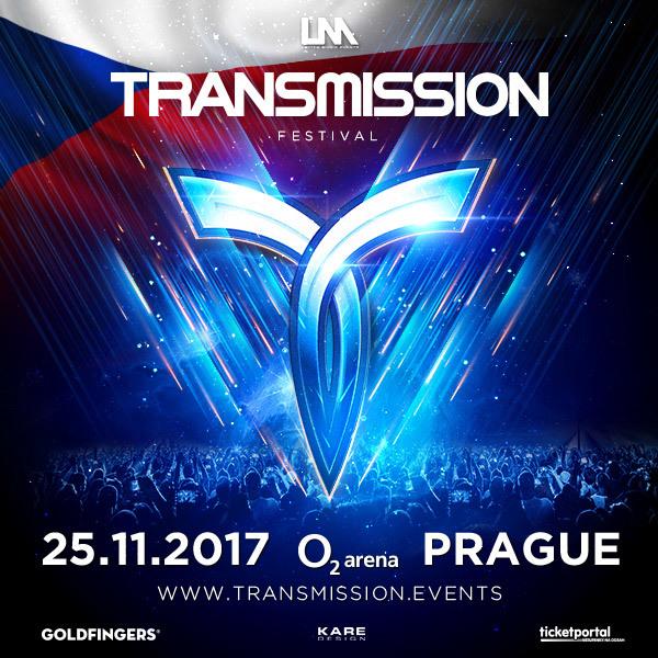 Transmission | O2 Arena Prague 25.11.2017