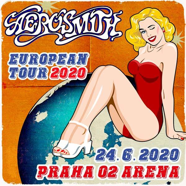 Aerosmith| O2 arena Prague 8.7.2021