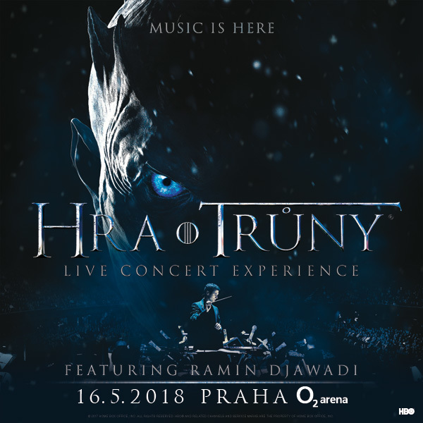 Game of Thrones - Live Concert Experience | Prag O2 Arena - 16.5.2018