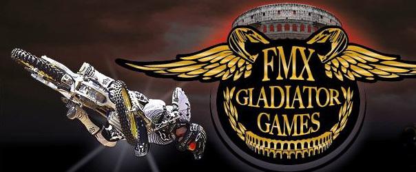 FMX Gladiator Games | O2 Arena Prague 3.11.2018