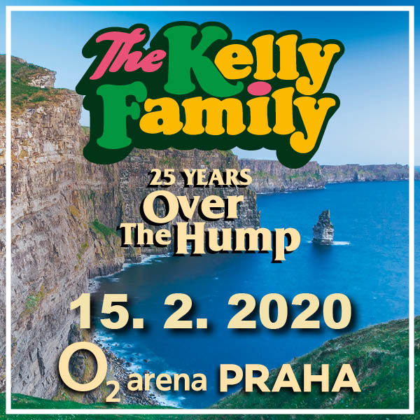 Kelly Family |  O2 arena Prague 15.2.2020