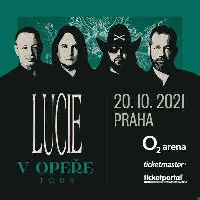Lucie v Opeře tour | O2 arena Praha 20.10.2021