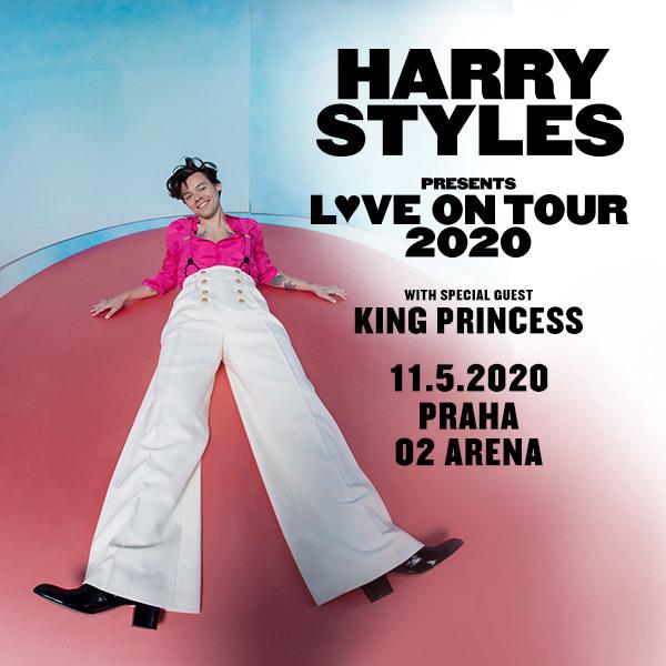 Harry Styles| O2 arena Prague 23.2.2021