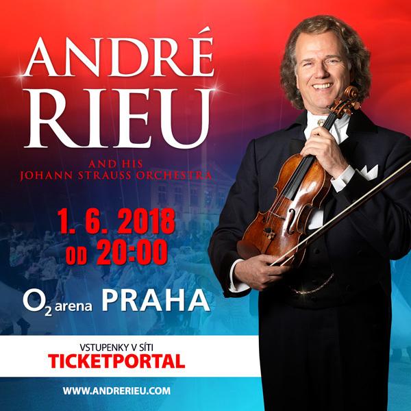 André Rieu | O2 Arena Prague 1.6.2018