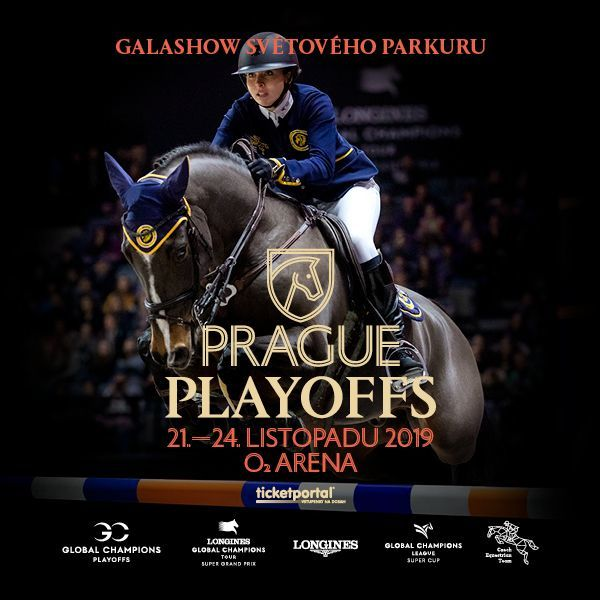 Global Champions Prague Playoffs | O2 arena Praha 21.- 24.11.2019