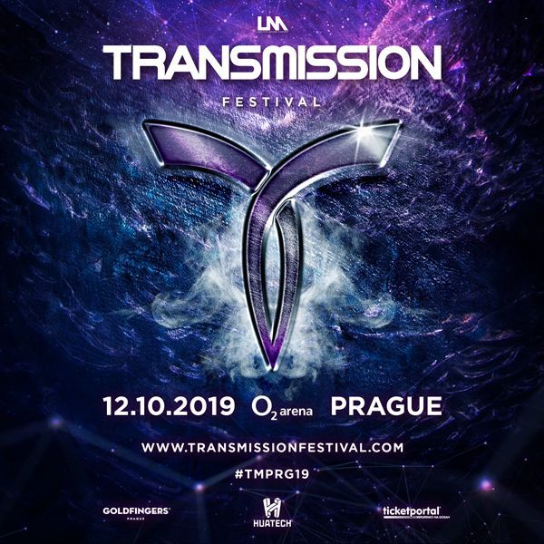 Transmission | O2 arena Prague 12.10.2019