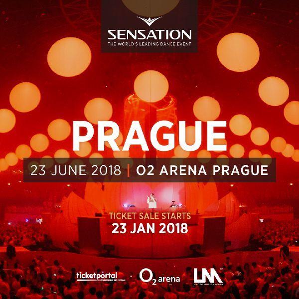 Sensation | O2 Arena Prag 23.06.2018