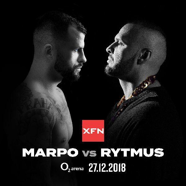 Marpo vs. Rytmus | O2 Arena Prague 27.12.2018