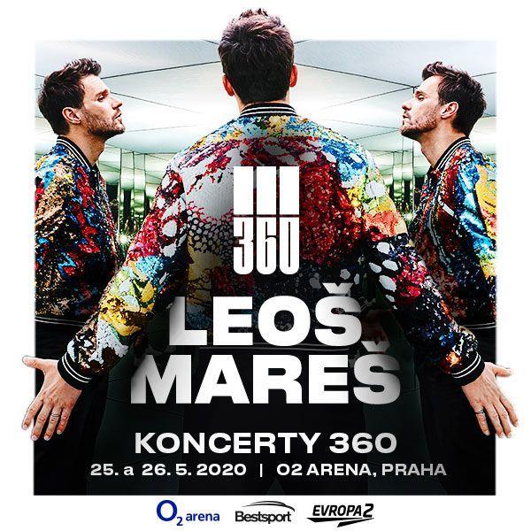 Leoš Mareš -  O2 arena 13.- 14.5.2021