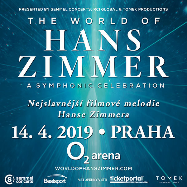 The World of Hans Zimmer | O2 Arena Prague 14.4.2019