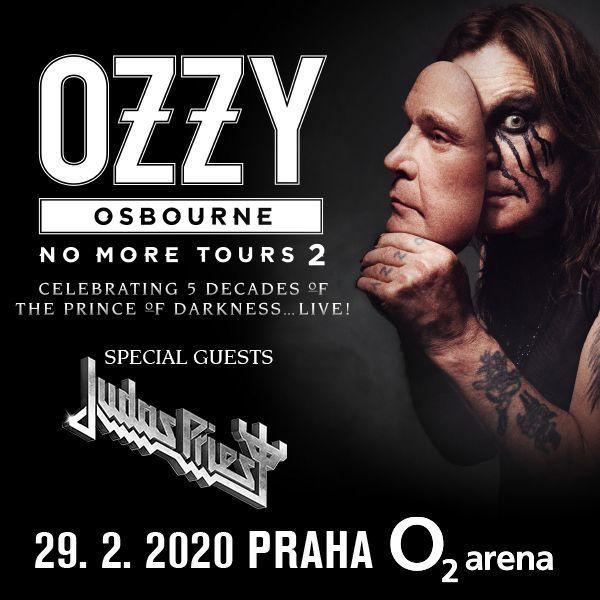 Ozzy Osbourne & Judas Priest | O2 arena Prague 29.2.2020