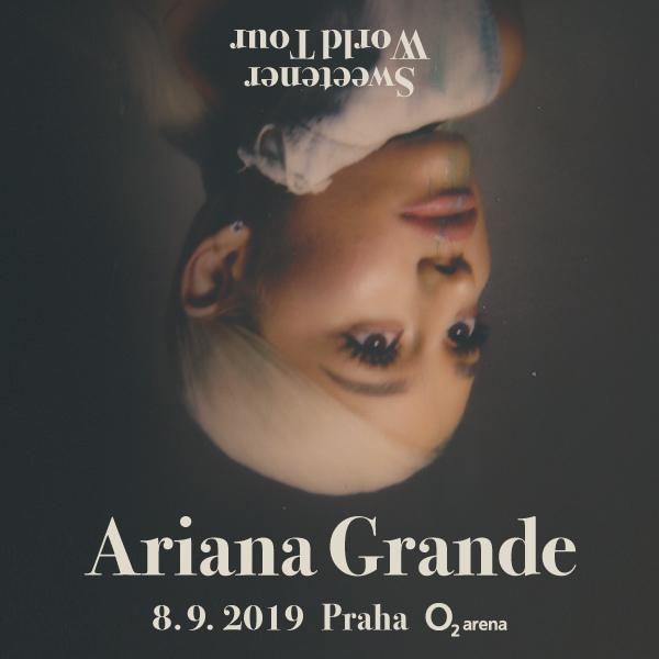Ariana Grande | O2 Arena Prague 8.9.2019