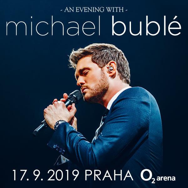 Michal Bublé | O2 arena Praha 17.9.2019