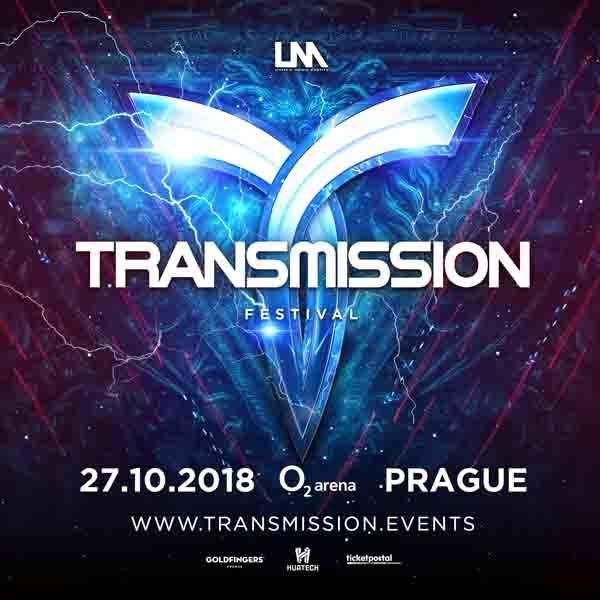 Transmission | O2 Arena Praha 27.10.2018