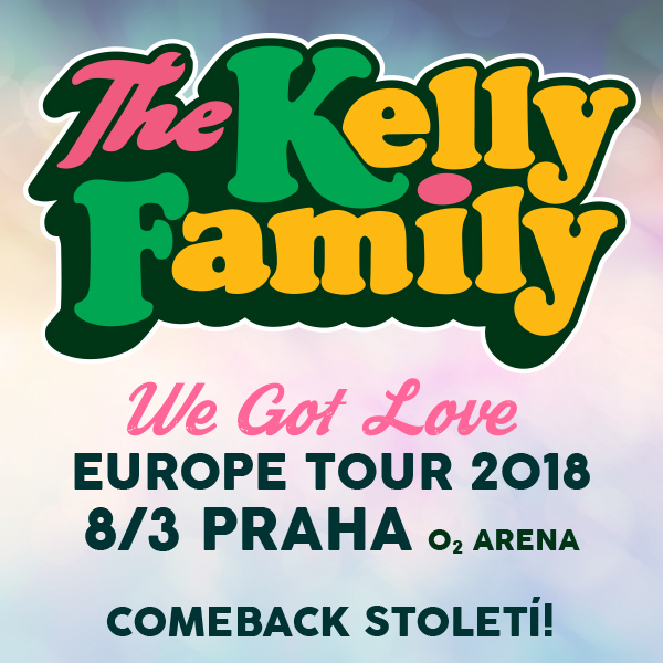 Kelly Family |  O2 Arena Prague 8.3.2018