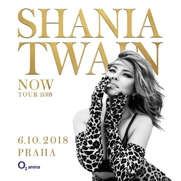 Shania Twain | O2 Arena Praga 06.10. 2018