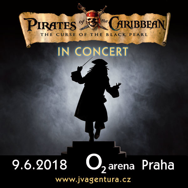 Pirates of the Caribbean in Concert | O2 Arena Prag 9.6.2018