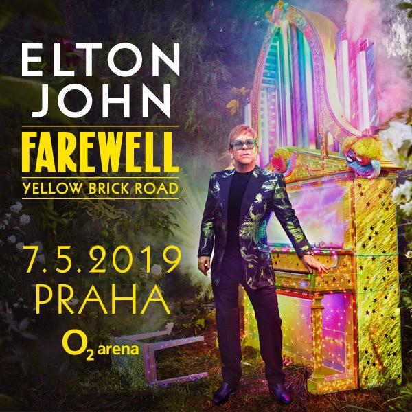 Elton John | O2 Arena Prag 7.5.2019