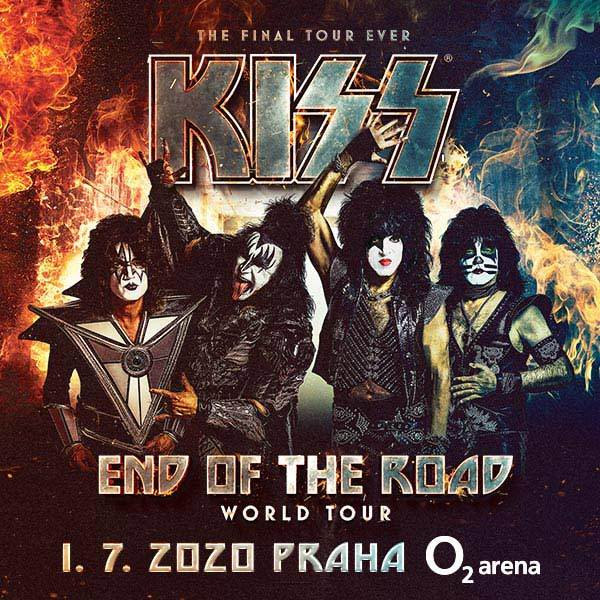 Kiss | O2 arena Prague 10.7.2021
