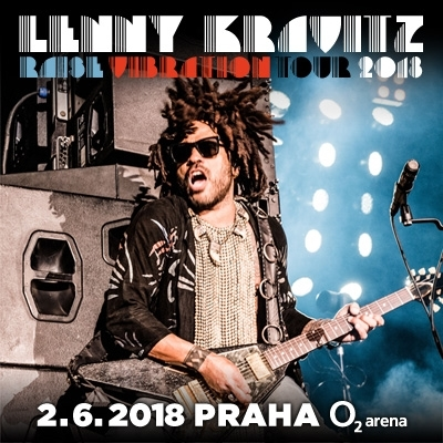 Lenny Kravitz - Raise Vibration Tour 2018 | O2 Arena Prague 02.06.2018