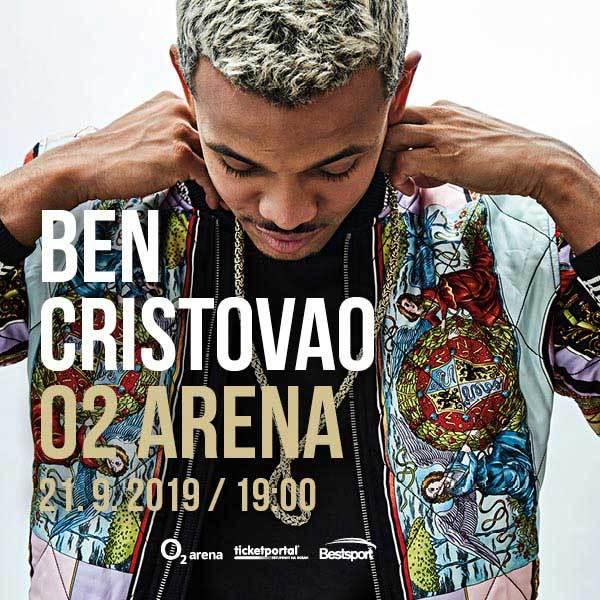 Ben Cristovao| O2 arena Praha 21.9.2019