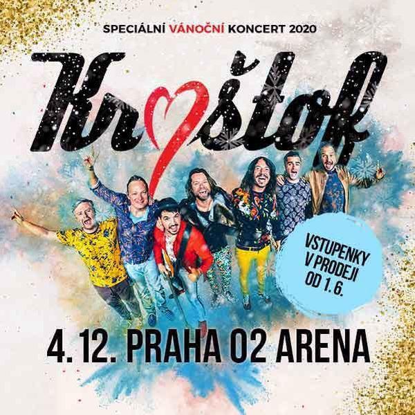 KRYŠTOF | O2 arena Praha 4.-5.12.2020