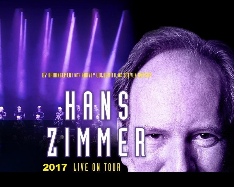 Hans Zimmer | O2 Arena Prague 4.6.2017