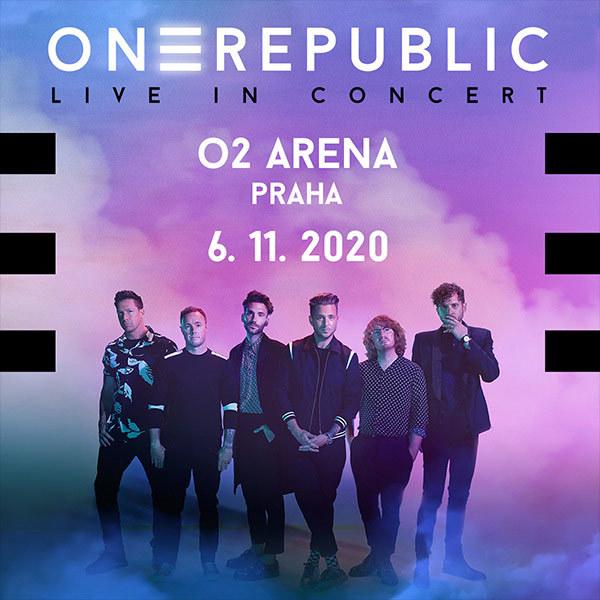 OneRepublic | O2 arena Prague 28.10.2021