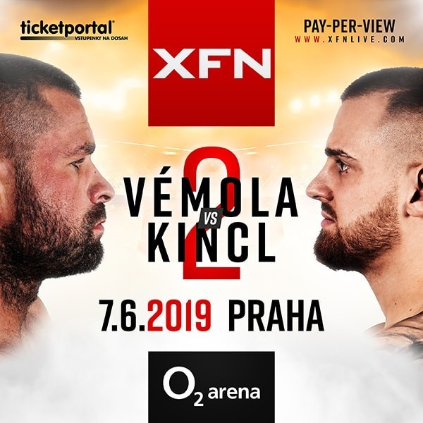 XFN  | O2 arena Praha 7.6.2019