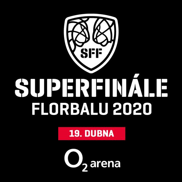 Floorball superfinal | O2 arena Prague 19.4.2020